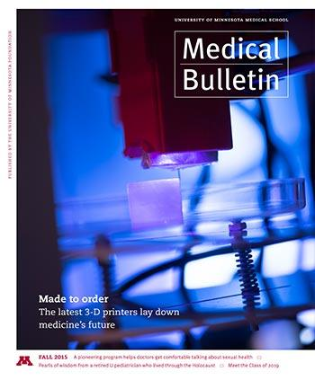 Medical Bulletin Fall 2015 cover image