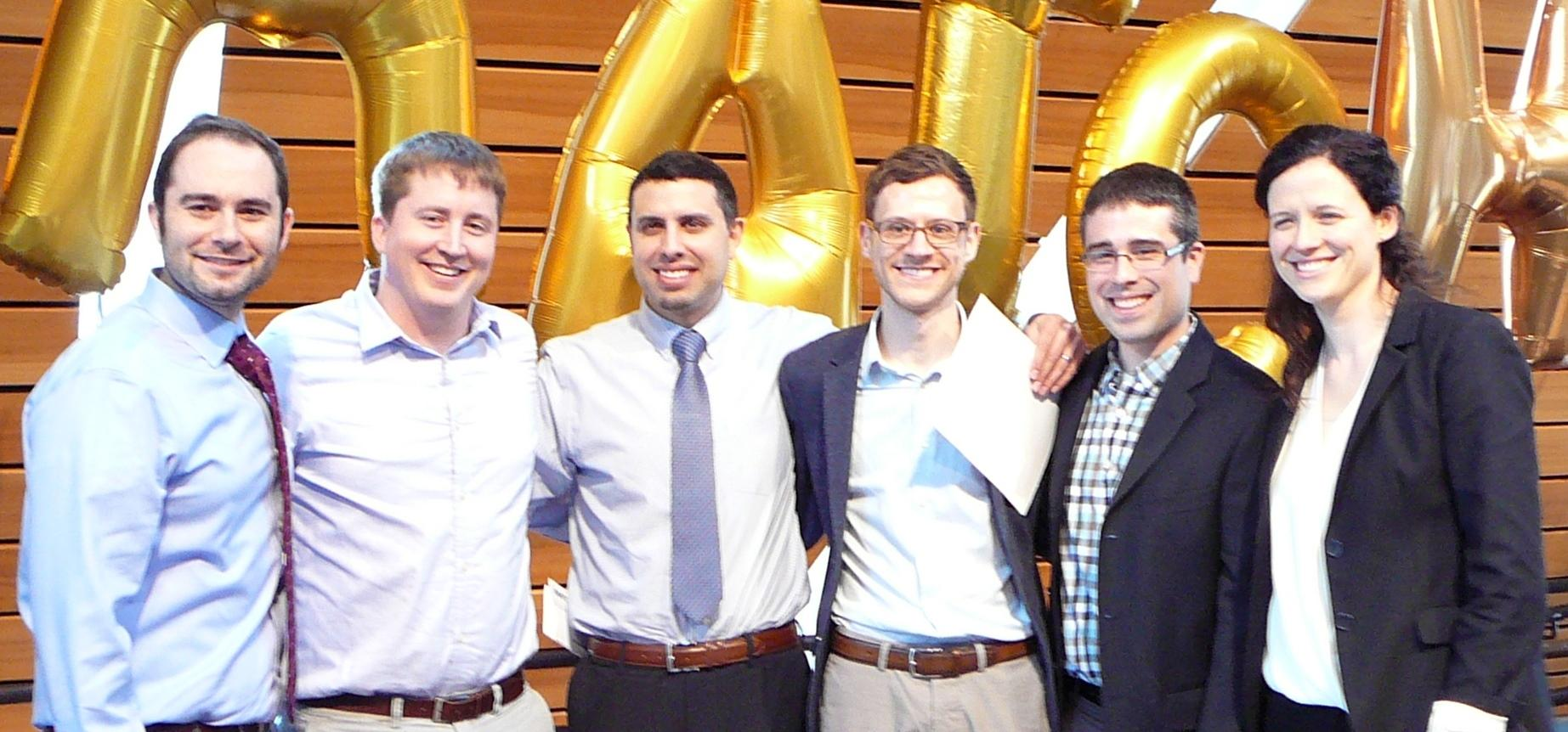 2016 University of Minnesota MSTP graduates at match day