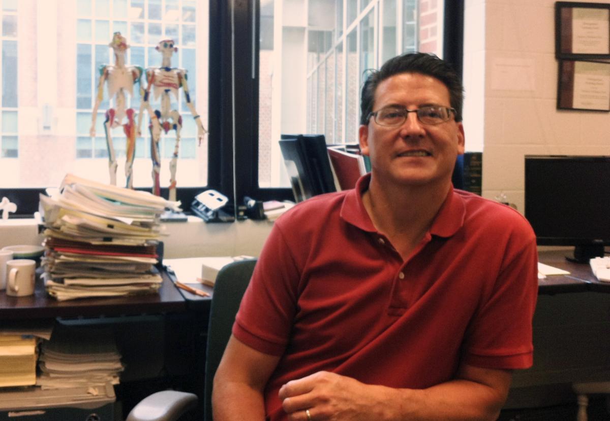 Profile: Anthony Weinhaus, Ph.D. | Medical School - University of ...