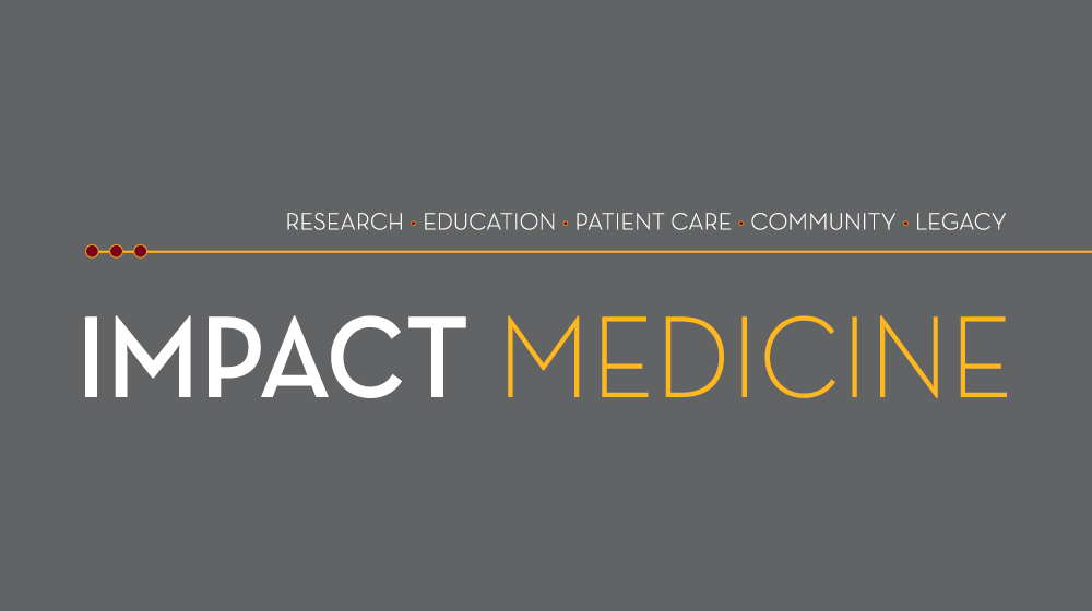 Impact Medicine