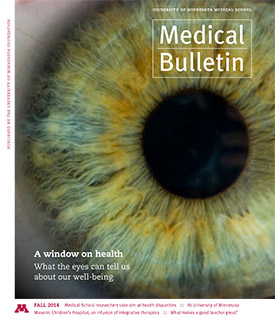 Medical Bulletin Fall 2014 Cover