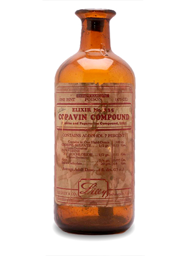 Bottle of Copavin