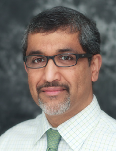Shailey Prasad, M.D., M.P.H., associate professor in the Department of Family Medicine and Community Health