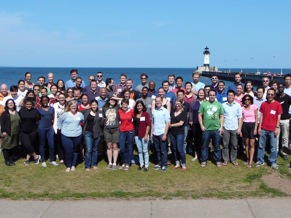 MSTP Retreat 2015 group picture