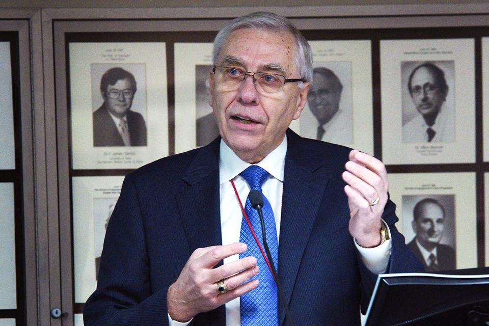 Dr. David Rothenberger