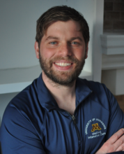 Physical Therapist Eric Andersen