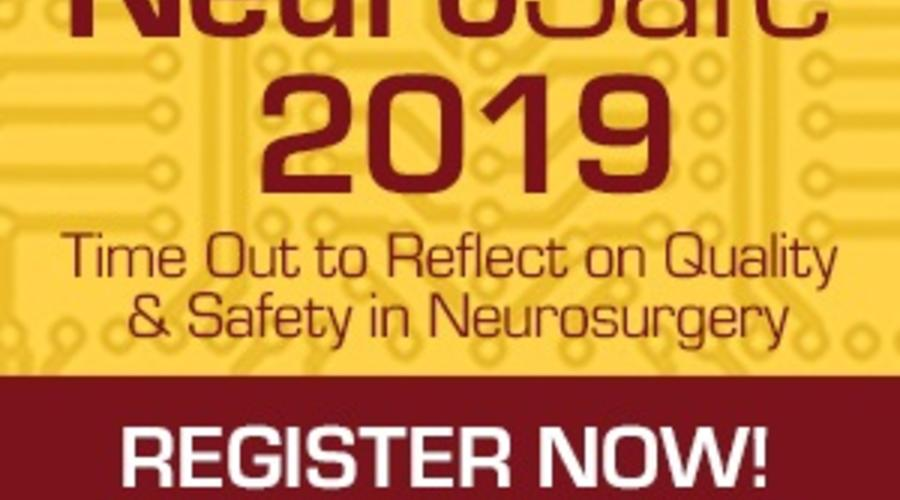 NeuroSafe 2019 Graphic
