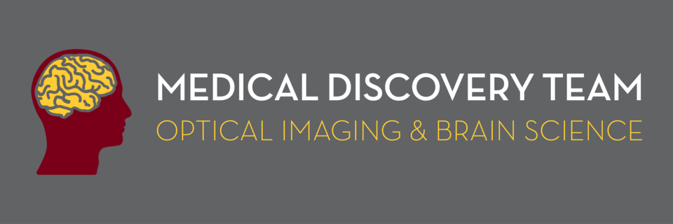 Medical Discovery Team: Optical Imaging & Brain Science