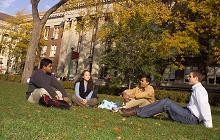 MSTP students on campus