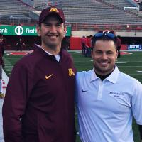 Drs. Macalena and Jewison, Department of Orthopaedic Surgery, UMN Medical School
