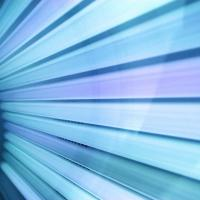 Indoor tanning bed.